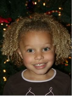 curly kids mixed hair hair care | single way to detangle mixed kids hair typeschildrens hair and