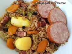 Cooking Recipes, Healthy Recipes, Coleslaw, Wok, Pot Roast, Grain Free, Food And Drink, Nutrition, Provence