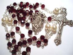 Rosary... I know, I'm not Catholic but I still like them          Just Beautiful...