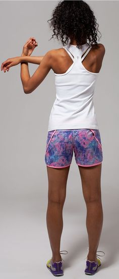get moving.   Relay Racer Short