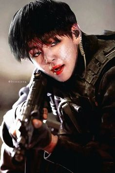 Read Mafia/ GUNS from the story BTS - Fanarts by with 259 reads. Taehyung Fanart, Jungkook Fanart, Kpop Fanart, Bts Taehyung, Bts Bangtan Boy, Bts Wallpaper Backgrounds, Bts Wallpapers, Jung So Min, Bts Anime