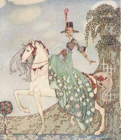 Children's book illustrations - the Fashion Spot