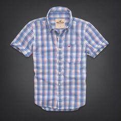 Dudes Point Loma Shirt | Playeras Dudes | HollisterCo.com