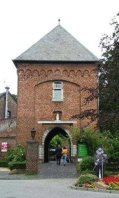 Tor zur Burg, Brüggen - Foto: S. Hopp
