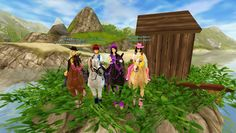 Star Ponies Legacy club members and I ^-^