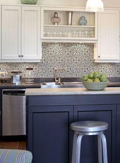 90 Beautiful Kitchen Remodel Backsplash Tile Ideas