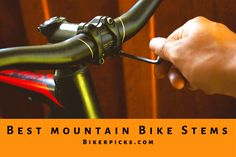 Mountain bike stems give comfort on the rough road. It holds your handlebar tightly & gives you a perfect balance. We choose some stems for MTB handlebars. Riding Mountain, Mountain Biking, Mountain Bike Handlebars, Bike Tools, Best Mountain Bikes, Small Things, Road Bike, Roads, Improve Yourself