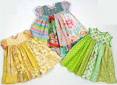 fat quarter dress
