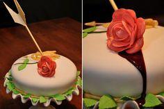 Stunning #HungerGames cake