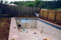 How to Build your own pool