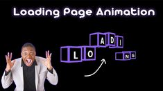 How To Make Awesome Loading Effect Usign Html and CSS3 Only No JavaScrip... Css Style, Highlight, Script, Coding, Feelings, Learning, Awesome, Youtube, Lights