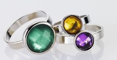 Estuche de anillos Pretty gems x3 de Cyzone - Un trío genial! www.cyzone.com #PrimerasVecesbyCyzone