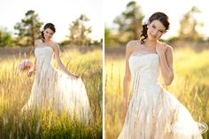 beautiful bridal portraits - keri doolittle photography