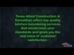 How to Estimate the costs of Remodeling Kitchens - YouTube
