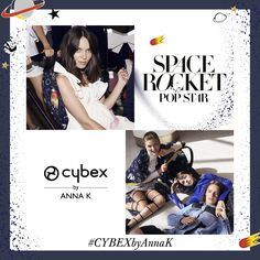608303800c5a SPACE ROCKET collection for CYBEX by ANNA K