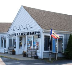 Larry's PX in Chatham, MA for Breakfast & Lunch. You havent lived in Chatham until youve gone!