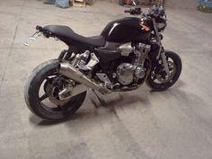 Honda CB 1300 well custom