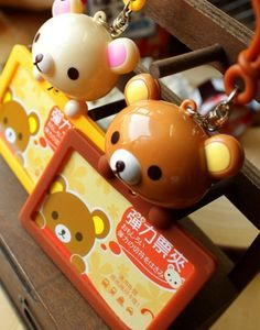 Lovely Baby Bear Card Holder - Lifestyle