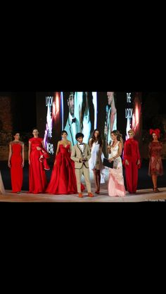 The look of the year .Haute couture Gianluca Alibrando