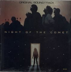 Night of the Comet (1984) soundtrack produced by Bob Summers & Don Perry, find out more - http://siteofthedead.co.uk/night-of-the-comet-1984-soundtrack/