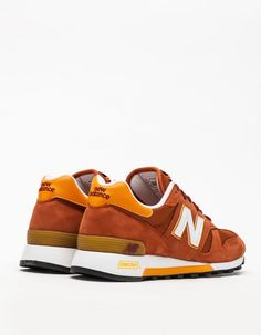 New Balance Copper suede trainers 1300 Boots Chelsea cead5066e