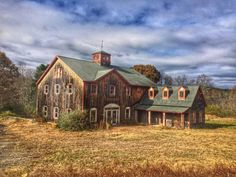 Abandoned Antique Store (Tolland CT) by Steven Hughes