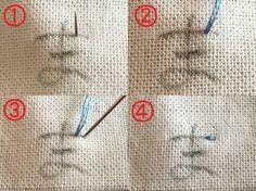 幼稚園の入園準備に名前を刺繍でつける方法!簡単なやり方は?   育児 ... 353