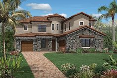 Parkland Golf and Country Club by Toll Brothers - Monogram Collection is an outstanding new home community in Parkland, FL that offers a variety of luxurious home designs in a great location.