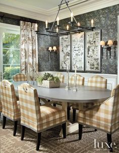 Updated Regency-Style Home | LuxeSource | Luxe Magazine - The Luxury Home Redefined