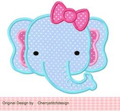 He encontrado este interesante anuncio de Etsy en https://www.etsy.com/es/listing/116885713/elephant-02-applique-4x4-5x7-6x10-animal