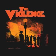 THE VIOLENCE T-Shirt - Clockwork Orange T-Shirt is $11 today at Ript!