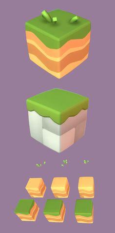 43 Lowpoly Platform Game Tileset Ideas In 2021 Platform Game Game Design 2d Game Art