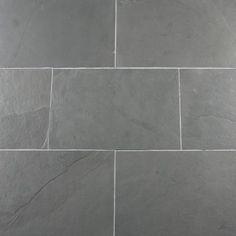Grey Natural Slate Tiles 300x300x10 (+/-2mm) (5)
