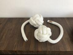 Berlin, Bracelets, Handmade, Jewelry, Fashion, Water Tap, Knots, Light Fixtures, Deco