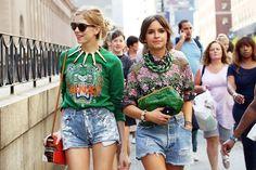 Street Style: New York Fashion Week | wearesogoodtogether.hu |