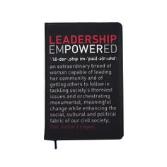 Leadership Empowered Journal.  6X9