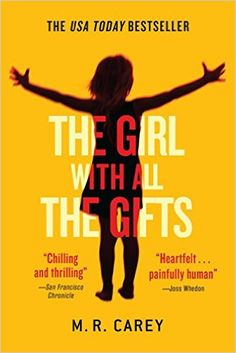 """'The Girl With All The Gifts' by M. Carey """"One of the more imaginative and ingenious additions to the dystopian canon."""" Carey offers a post-apocalyptic tale set in England in a future when most humans are """"empty houses where people used to live. Reading Lists, Book Lists, Reading Den, Date, Lars Kepler, Science Fiction, K Om, Free Pdf Books, Free Ebooks"""