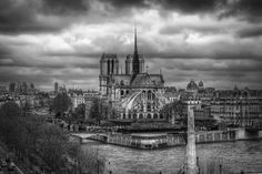 Notre Dame de Paris by Sylvain Courant on 500px