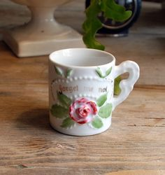 Small Forget Me Not Cup