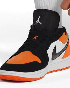 Air Jordan 1 Low Shoe Listed in best of sports and active lifestyle Black Nike Shoes, Nike Air Shoes, Nike Free Shoes, Nike Air Jordans, Jordans For Men, Nike Shoes For Men, Nike Free 2.0, Nike Free Pink, Jordan Retro