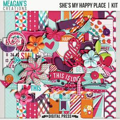 She's My Happy Place | Kit