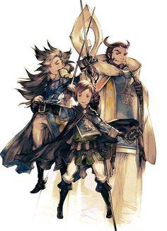 正教騎士団三銃士