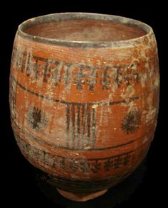 Indus Valley cup, 2200 bc