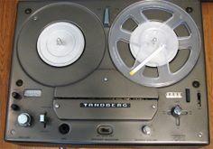 Tandberg 15 reel to reel tape recorder