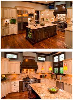 Love The Colors Dream KitchensInterior IdeasDream HomesFuture
