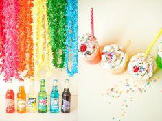 rainbow floats {stevie pattyn for shop sweet lulu}