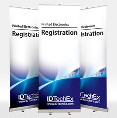 We supply roller banners, PVC banners, outdoor banners and flags.