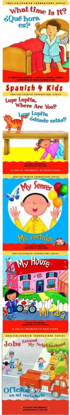 Libros para Aprender Español  o Inglés