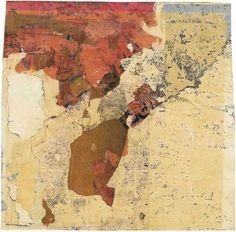 Mimmo Rotella (1918-2006) Untitled, 1955