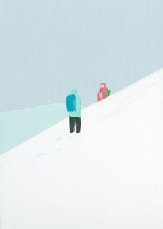 Snow mountain 雪山
